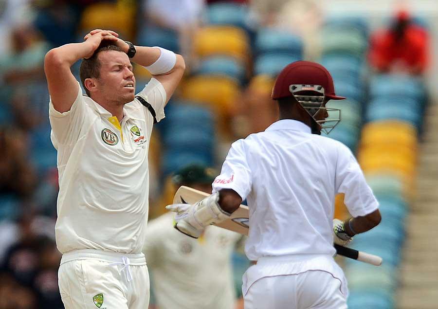 West indies vs australia Test highlights