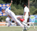 Christi Viljoen took 7 for 61 for Namibia