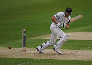 Dawid Malan made a vital contribution, Middlesex v Surrey, County Championship, Division One, Lord's, April 12, 2012