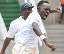 Nikita Miller took 4 for 63, Jamaica v Barbados, Regional Four Day Competition, final, Sabina Park, 3rd day, April 15, 2012