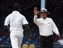 Rain interrupted play on the second day in Port-of-Spain, West Indies v Australia, 2nd Test, Port-of-Spain, April 16, 2012