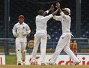 Fidel Edwards struck to remove Ricky Ponting