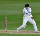 Chris Read hit 104 not out in Nottinghamshire's 162, Nottinghamshire v Somerset, County Championship, Division One, Trent Bridge, April 20, 2012