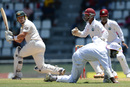Shane Watson is caught by Darren Sammy, West Indies v Australia, 3rd Test, Roseau, 3rd day, April 25, 2012