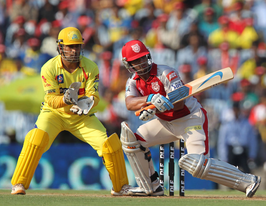 Kings XI Punjab vs Chennai Super Kings Live Cricket Scores IPL.