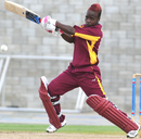 Shanel Daley scored a career best 48, Sri Lanka Women's tour of West Indies, 2012, Barbados, May 1, 2012
