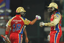Virat Kohli and Chris Gayle added 119 for the second wicket