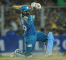 Angelo Mathews smashed three consecutive sixes off Yusuf Pathan, Kolkata Knight Riders v Pune Warriors, IPL, Kolkata, May 5, 2012
