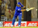 Shane Watson scored a quick 36, Kings XI Punjab v Rajasthan Royals, IPL, Mohali, May 5, 2012
