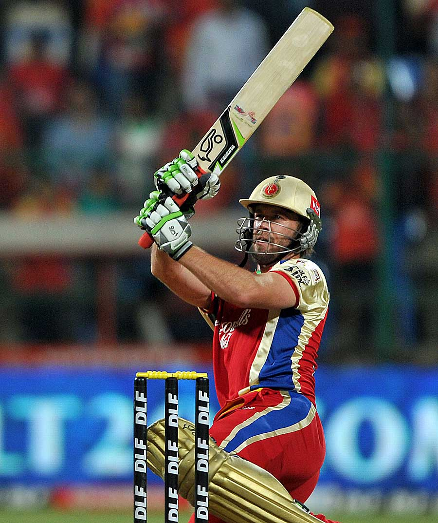 AB de Villiers' stunning cameo won the game for Royal Challengers Bangalore