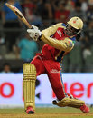 Chris Gayle became the first batsman to reach 500 runs this season, Mumbai Indians v Royal Challengers Bangalore, Mumbai, IPL, May 9, 2012