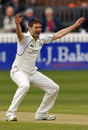 Tim Murtagh appeals for a wicket