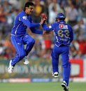 Ajit Chandila picked up 4 for 13, Rajasthan Royals v Pune Warriors, IPL, Jaipur, May 13, 2012