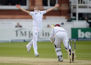 England's bowlers, led by James Anderson, are a formidable proposition for any team