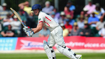 Gareth Cross scored 41