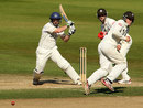Tim Ambrose's unbeaten 74 took Warwickshire close to victory, Surrey v Warwickshire, County Championship, Division One, The Oval, May 25, 2012