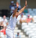 Tim Bresnan took his England record to 13 wins from 13, England v West Indies, 2nd Test, Trent Bridge, 4th day, May 28, 2012