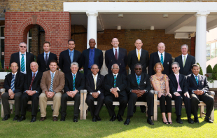 ICC cricket committee during its annual meeting