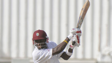 Devon Thomas' 57 helped revive West Indies A