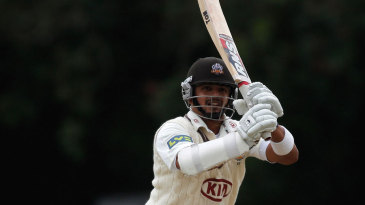 Murali Kartik's unbeaten 23 pushed Surrey into double figures