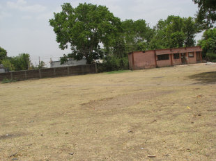 The ground on which Umesh Yadav played in Valli, Nagpur