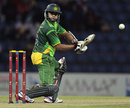 Azhar Ali made his highest score in ODIs