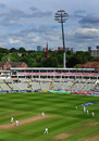 The sun shines down over Edgbaston, England v West Indies, 3rd Test, Edgbaston, 4th day, June 10, 2012