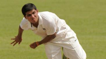 Akshay Darekar picked up six wickets