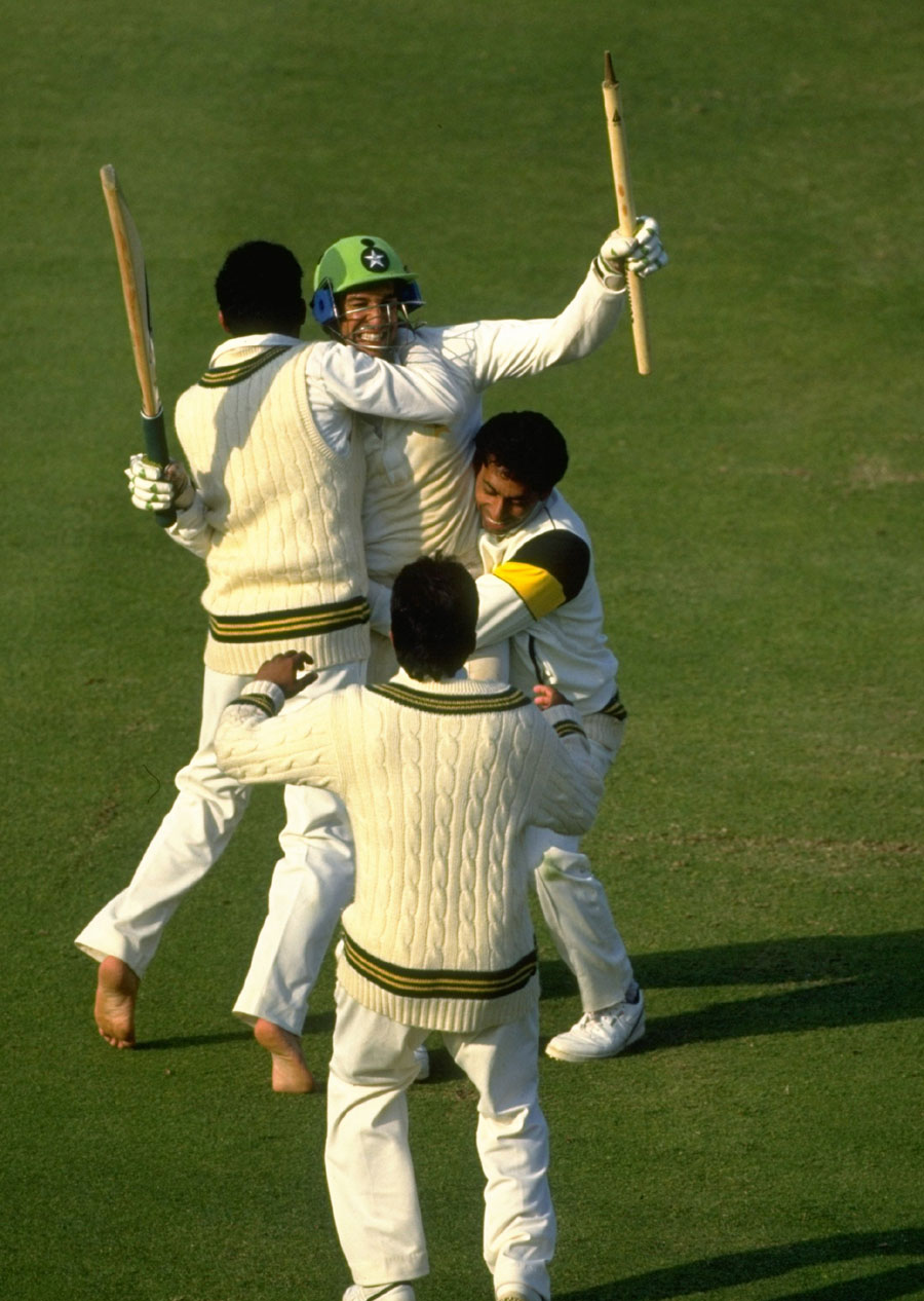 Pakistan win at Lord's: Javed Miandad remembers the team's unity on the tour being stronger than it was at any other time in that era