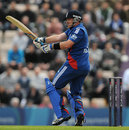 Ian Bell was quickly into his stride