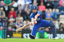 Craig Kieswetter provided useful late runs to the total