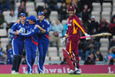 Craig Kieswetter caught Sunil Narine to end the West Indies innings