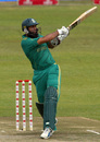 Hashim Amla on way to an unbeaten 88, Bangladesh v South Africa, Twenty20 tri-series, Harare, June 19, 2012