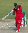 Hamilton Masakadza hits out on his way to a half-century