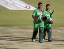 Mahmudullah and Nasir Hossain took Bangladesh home