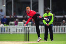 James Sykes took 1 for 46, Leicestershire v Australians, Grace Road, June, 21, 2012
