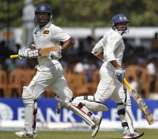 Highlights: Sri Lanka on top at the end of Day 1