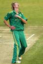 Chris Morris finished with 2.5-0-23-1 in his first game, Bangladesh v South Africa, T20 tri-series, Harare, June 22, 2012