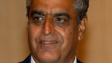 The BCCI secretary Sanjay Jagdale in Kuala Lumpur