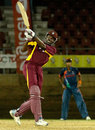 Sulieman Benn's two final-over sixes won the game for West Indies A, West Indies A v India A, 1st Twenty20, Trinidad, June 23, 2012