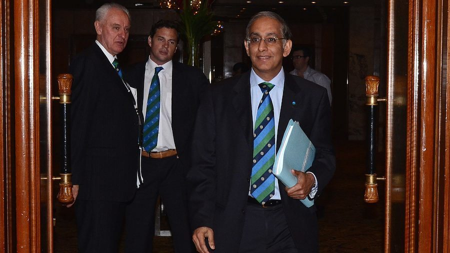 Cricket South Africa part ways with Haroon Lorgat