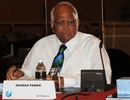 The ICC president Sharad Pawar chairs the Executive Board meeting at the annual conference, Kuala Lumpur, June 26, 2012