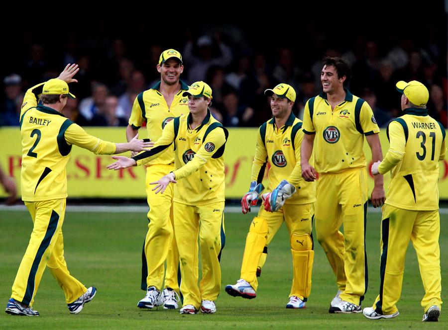 England vs Australia 1st ODI