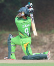 Sami Aslam, the Pakistan Under-19s opener, continued to score heavily, Afghanistan v Pakistan U-19s, Kuala Lumpur, Under-19 Asia Cup, June 28, 2012