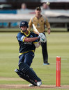 Dan Housego hit his first T20 half-century, Gloucestershire v Warwickshire, FLt20 Midlands/Wales/West Group, Bristol, June 27, 2012