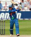Harmanpreet Kaur top scored with 34, England Women v India Women, 2nd Twenty20, Chelmsford, June 28, 2012