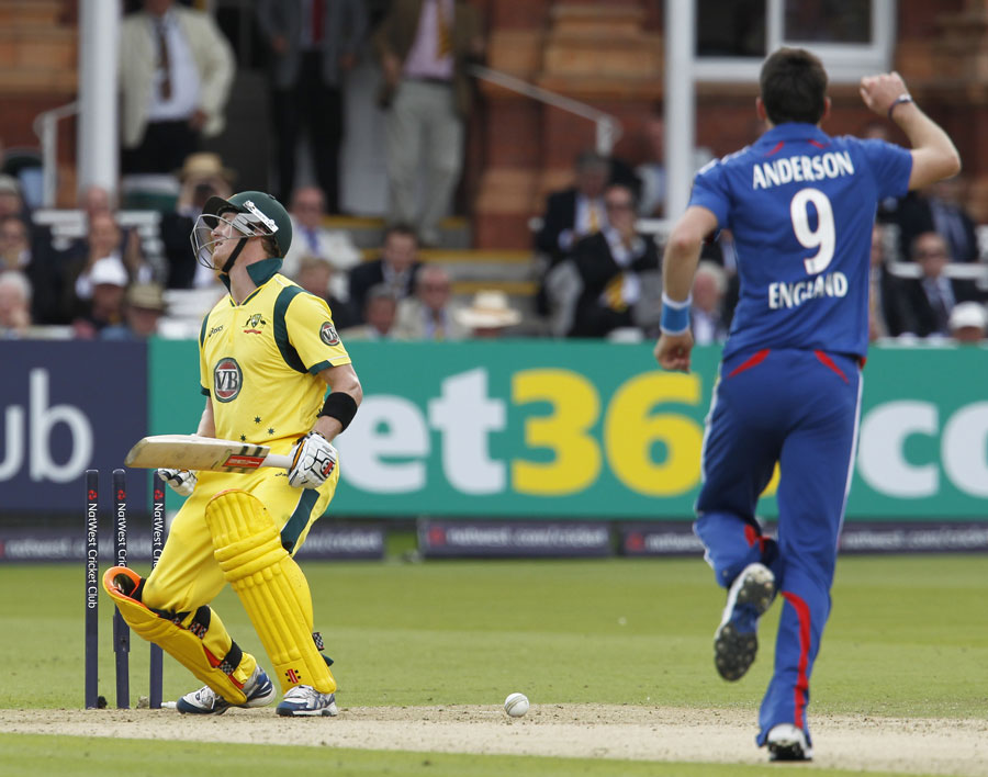 Australia vs England 2012