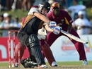 Tom Latham scored 15 on Twenty20 debut, West Indies v New Zealand, 1st Twenty20, Florida, June 30, 2012