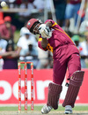 Dwayne Bravo smashed four sixes in 11 balls