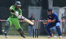 Sami Aslam smashed a century in the final, Pakistan Under-19s v India Under-19s, Final, Under-19s Asia Cup, Kinrara Academy Oval, Kuala Lumpur, July 1, 2012